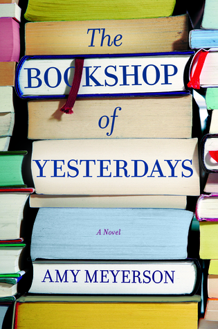 The Bookshop of Yesterdays book cover
