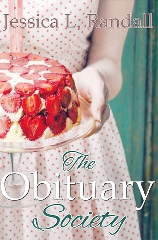 The Obituary Society book cover