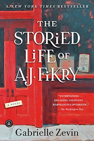 The Storied Life of A.J. Fikry book cover
