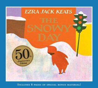 The Snowy Day book cover