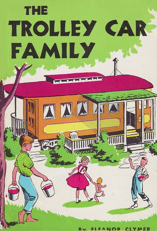 The Trolley Car Family book cover