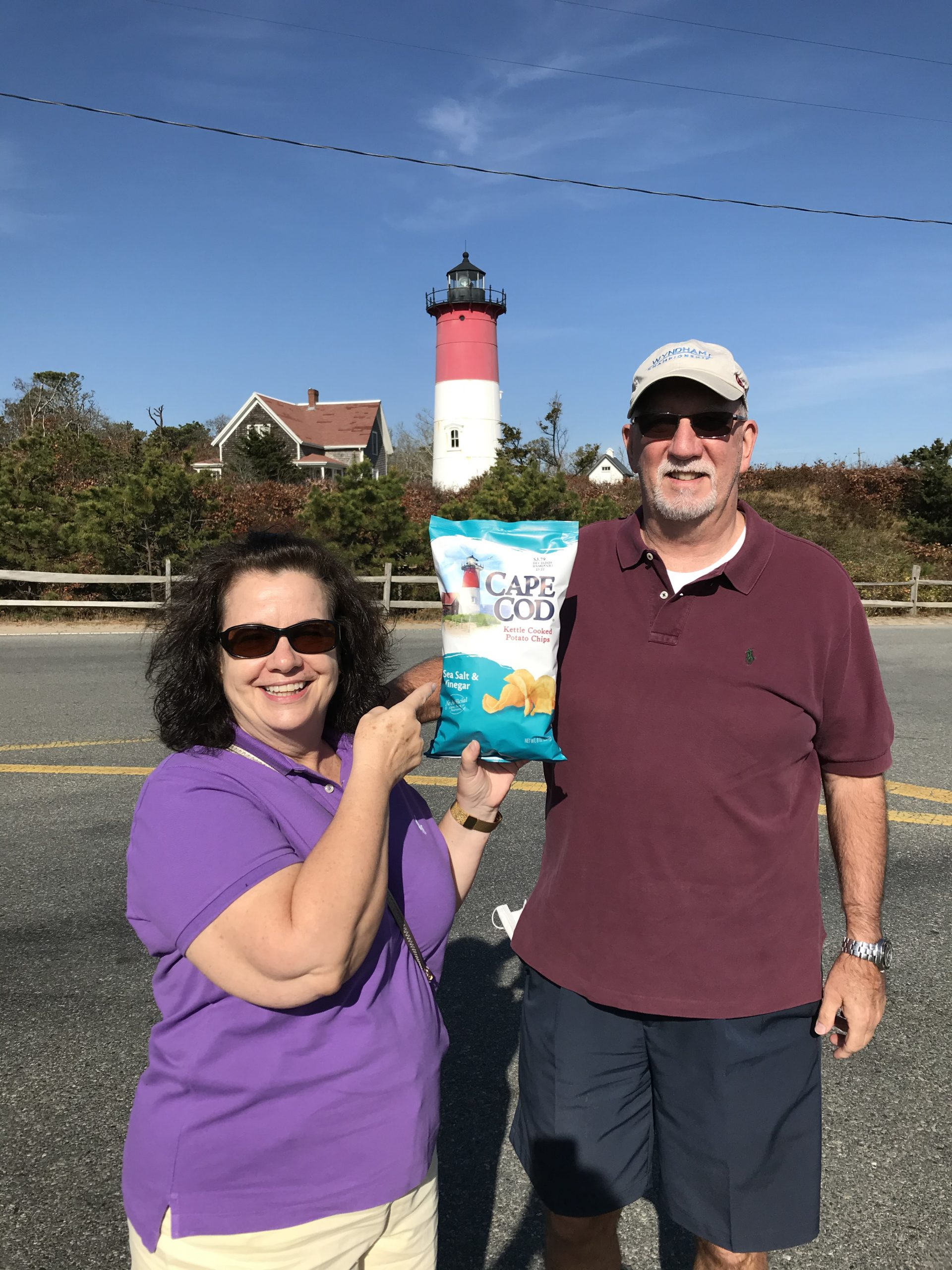 Vivian, Jeff, Nauset Light