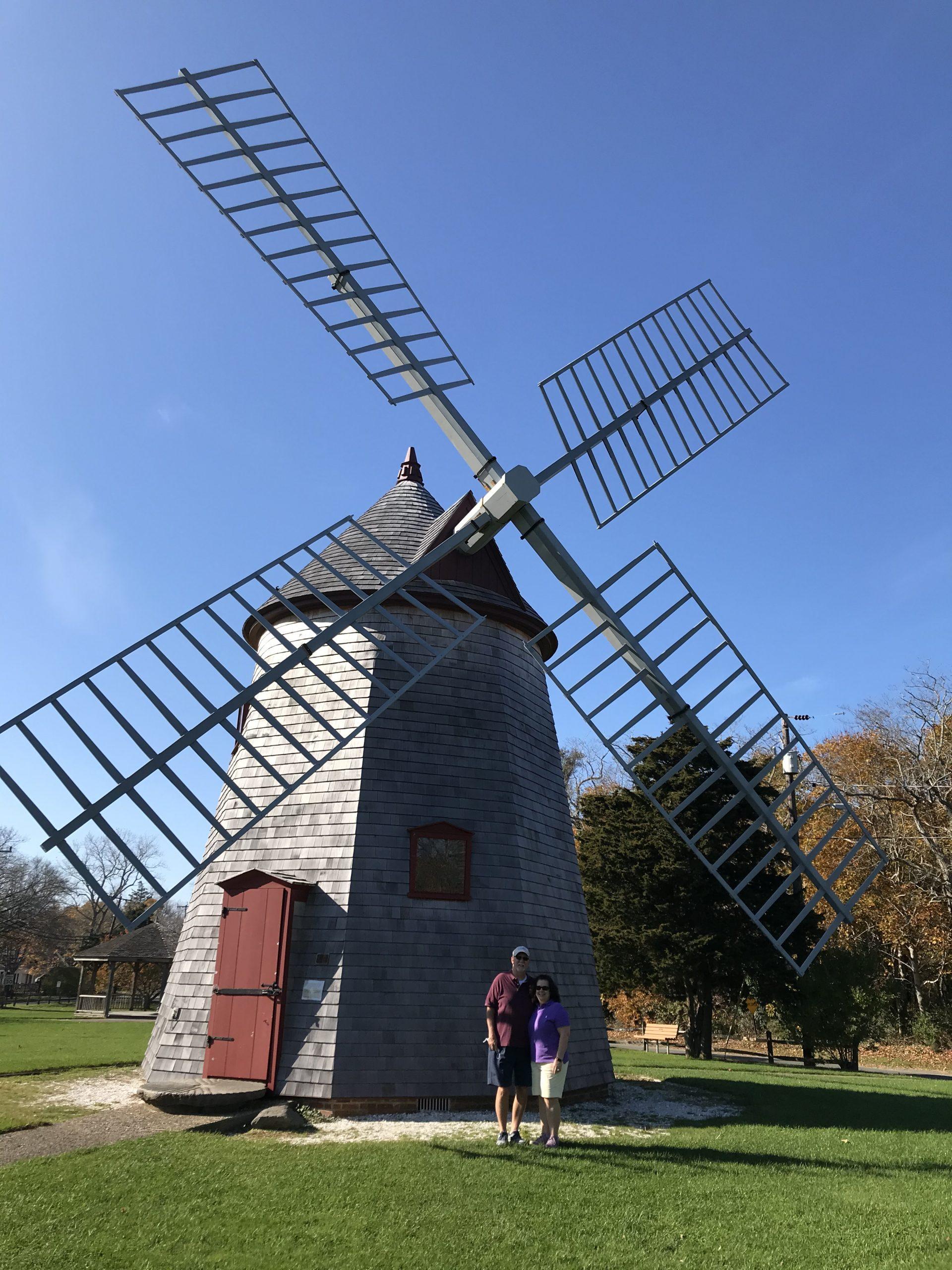 Vivian, Jeff, windmill