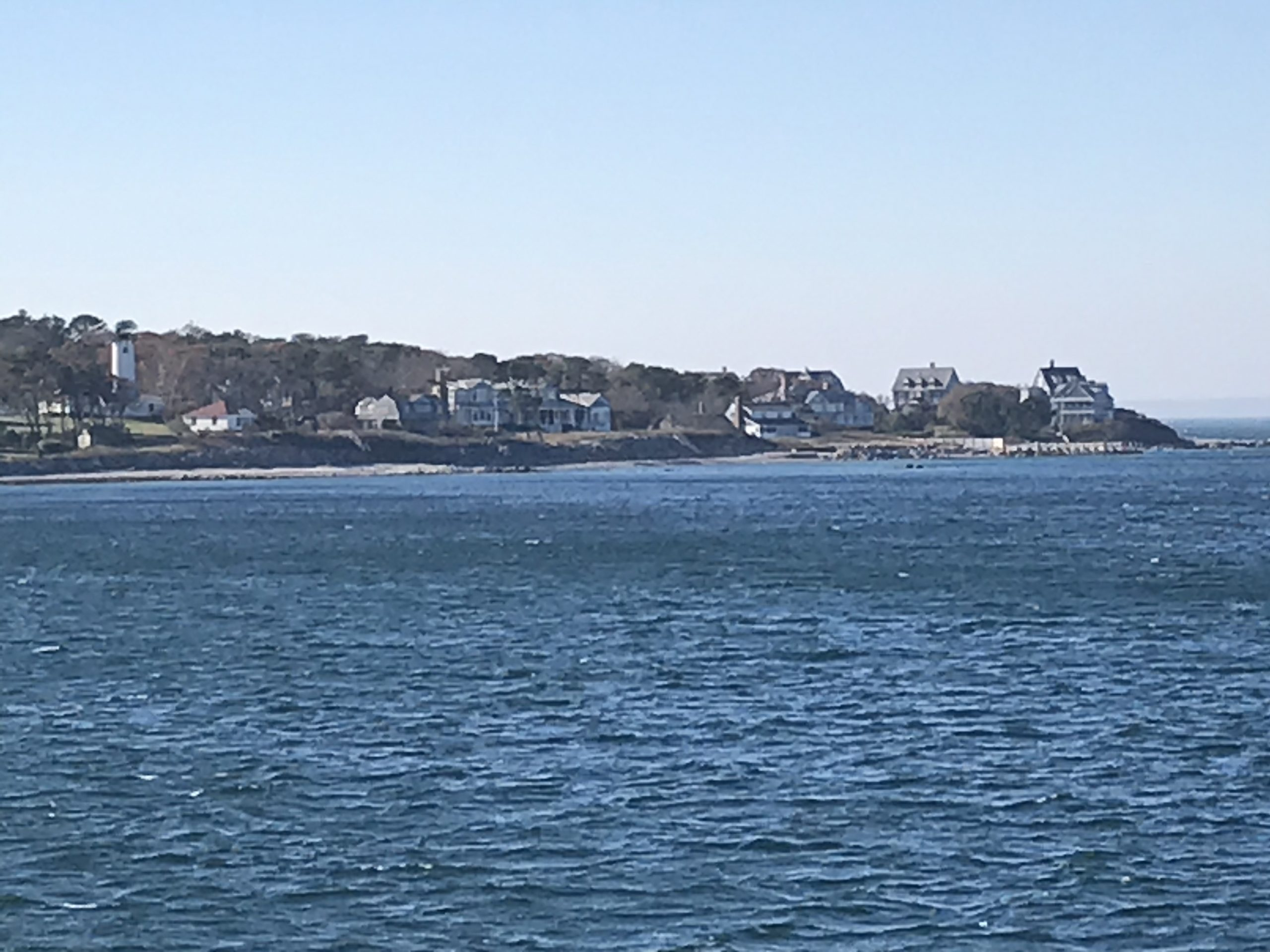 Approaching Vineyard Haven