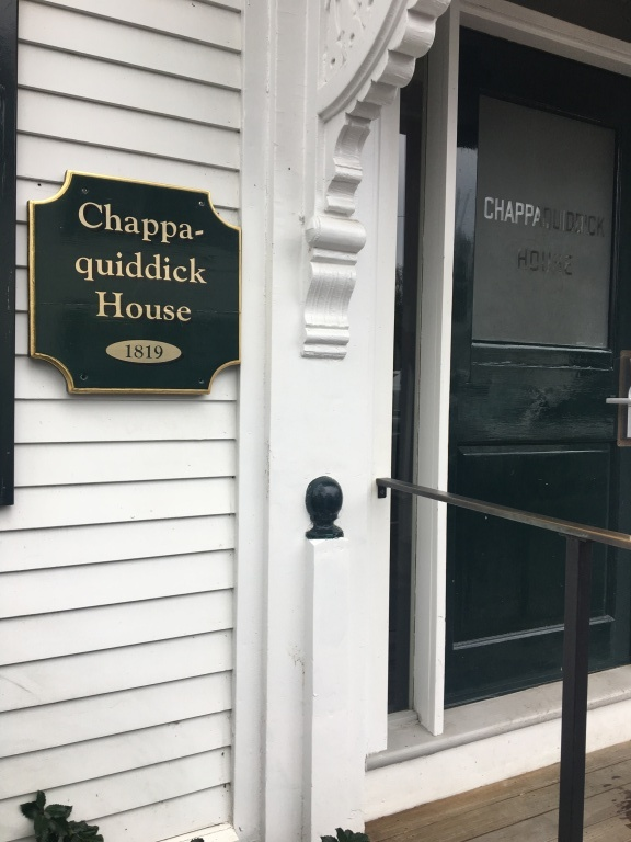 The Chappaquiddick House